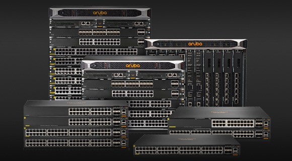 Aruba CX Switches